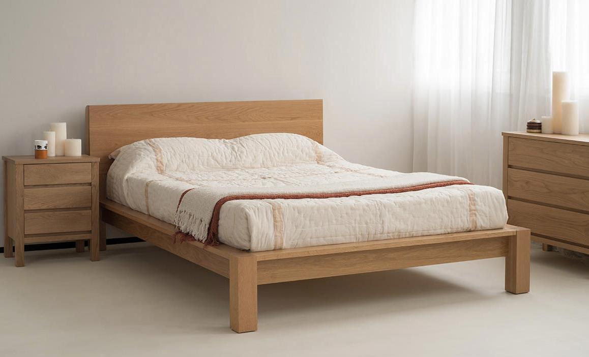 Достоинства кроватей из натурального дерева